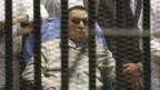 Ägyptens gestürzter Präsident Hosni Mubarak.