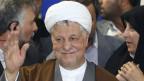 Hashemi Rafsanjani.