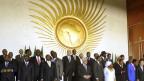 Die Afrikanische Union verspricht allen Afrikanern Wohlstand