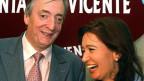 Vor zehn Jahren kam das Kirchner-Paar an die Macht