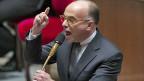 Frankreichs neuer Budgetminister Bernard Cazeneuve.