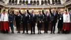 Der Bundesrat wird weiterhin vom Parlament gewählt