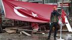 Auf dem Taksimplatz in Istanbul am 12. Juni.