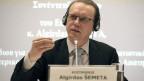 EU-Kommissar Algirdas Semeta