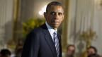 US-Präsident Obama setzt mit seiner Aussage betr. der Überschreitung der «Roten Linie» selbst unter Druck.