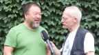 Ai Weiwei spricht mit China-Korrespondent Urs Morf