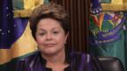 Brasiliens Präsidentin Dilma Rousseff.