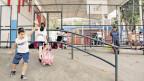 WM-Parkplätze statt Schule in Rio