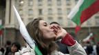 Bulgariens Mittelstand protestiert gegen die Links-Regierung.