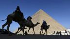 Die Reisewarnung gilt vor allem für die ägyptischen Grossstädte, die Tourismusgebiete scheinen relativ sicher.