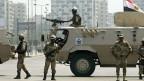 Soldaten der ägyptischen Armee am 4. Juli in Kairo.