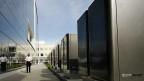 eBay-Hauptquartier in Sans José. Früher spielte die US-Armee eine grosse Rolle im Silicon Valley.