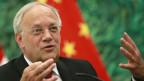 Bei Bundesrat Johann Schneider-Ammann ist die Freude gross.