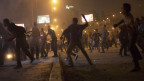 Anhänger und Gegner des abgesetzten Präsidenten Mursi liefern sich Kämpfe.