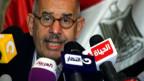 Mohammed El Baradei darf vorerst nicht Regierungschef werden.