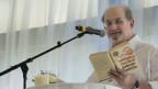 Salman Rushdie liest am Literaturfestival Leukerbad (VS).