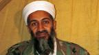 Undatiertes Bild des al-Kaida-Führers Osama bin Laden.