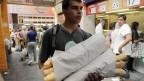 Brot gehört auch in Argentinien zu den Grundnahrungsmitteln; zur Zeit ist es so teuer, dass viele Leute es sich nicht mehr leisten können.