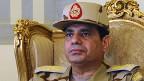 Abdel Fattah al-Sisi bleibt Armeechef und Verteidigungsminister - und wird neu erster stellvertretender Ministerpräsident