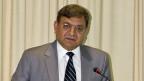 Der pakistanische General Feroz-Hassan Khan.