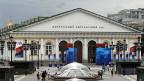 Hier findet das Moskauer G20-Treffen statt.