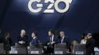 Die Finanzminister beim Treffen in Moskau