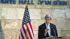 US-Aussernminister Kerry in Tel Aviv