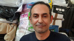Mohamed Khamis, Sprecher der Tamarod-Bewegung in Kairo.