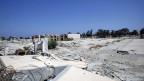 Blick auf Bab al-Aziziya bei Tripoli.