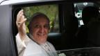 Papst Franziskus setzt auf Brasilienreise klare Akzente