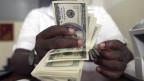 Mit Durchhaltewillen gegen die Korruption, die in Afrika Teil des Business ist.