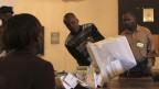 Umstrittene Wahlen in Simbabwe