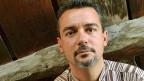 Der bulgarische Schriftsteller Ilija Trojanow.