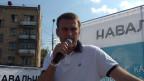 Der russische Oppositionsführer Alexej Navalny