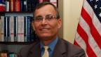 Jeffrey R. Cellars, neuer Chargé d'Affaires an der US Botschaft.