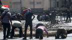 Dem Ruf der Muslimbrüder zur Protestdemonstration nach dem Freitagsgebet folgten Zehntausende, nicht nur in Kairo, auch in zahlreichen anderen Städten im ganzen Land.