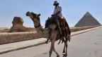 In Ägypten bricht der Tourismus wegen der Krise komplett zusammen.