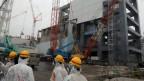 300 000 Liter radioaktives Wasser sollen in Fukushima ausgelaufen sein.