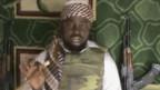 Abubakar Shekau, der Leader der radikal-islamistischen Sekte Boko Haram in einem Video am Samstag, 13. Juli 2013.