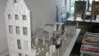 Amsterdamer Architekten wollen ein Haus drucken. 6 Meter breit, 15 Meter hoch.