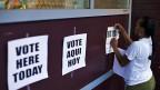 Jüngst haben viele schwarze Bürgerrechtler wieder Alpträume: Nach einem Urteil des Obersten Gerichts befürchten sie neue Diskriminierungen - beim Wahlrecht.