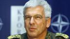 Klaus Reinhardt ist ehemaliger Nato-General und war auch im Kosovo im Einsatz.