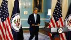 US-Aussenminister Kerry legt Analyse-Papier vor