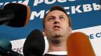 Kreml-Kritiker Alexej Nawalny erzielte in Moskau mehr als nur einen Achtungserfolg.