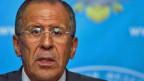 Der russische Aussenminister Sergej Lawrow hat seinen engen Verbündeten Syrien  überraschend zur Vernichtung seiner Chemiewaffen aufgefordert.