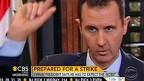 Der syrische Präsident Bashar al-Assad am 8. September im Früchstücksfernsehen des US-Senders CBS.