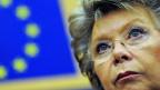 EU-Justizkommissarin Viviane Reding.
