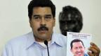 Der venezolanische Präsident Nicolas Maduro am 9. September in Caracas.