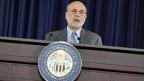 Ben Bernanke, Chef der US-Notenbank.