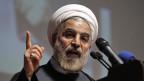 Der neue iranische Präsident Hassan Rohani.